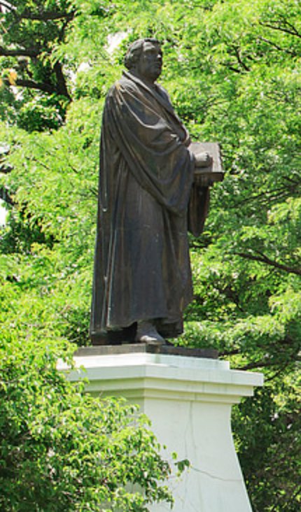 martin luther at luther college